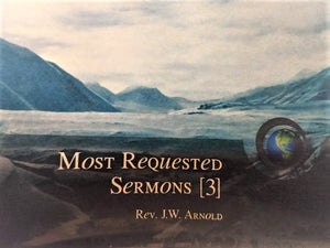 Most Requested Sermons - Binder # 3