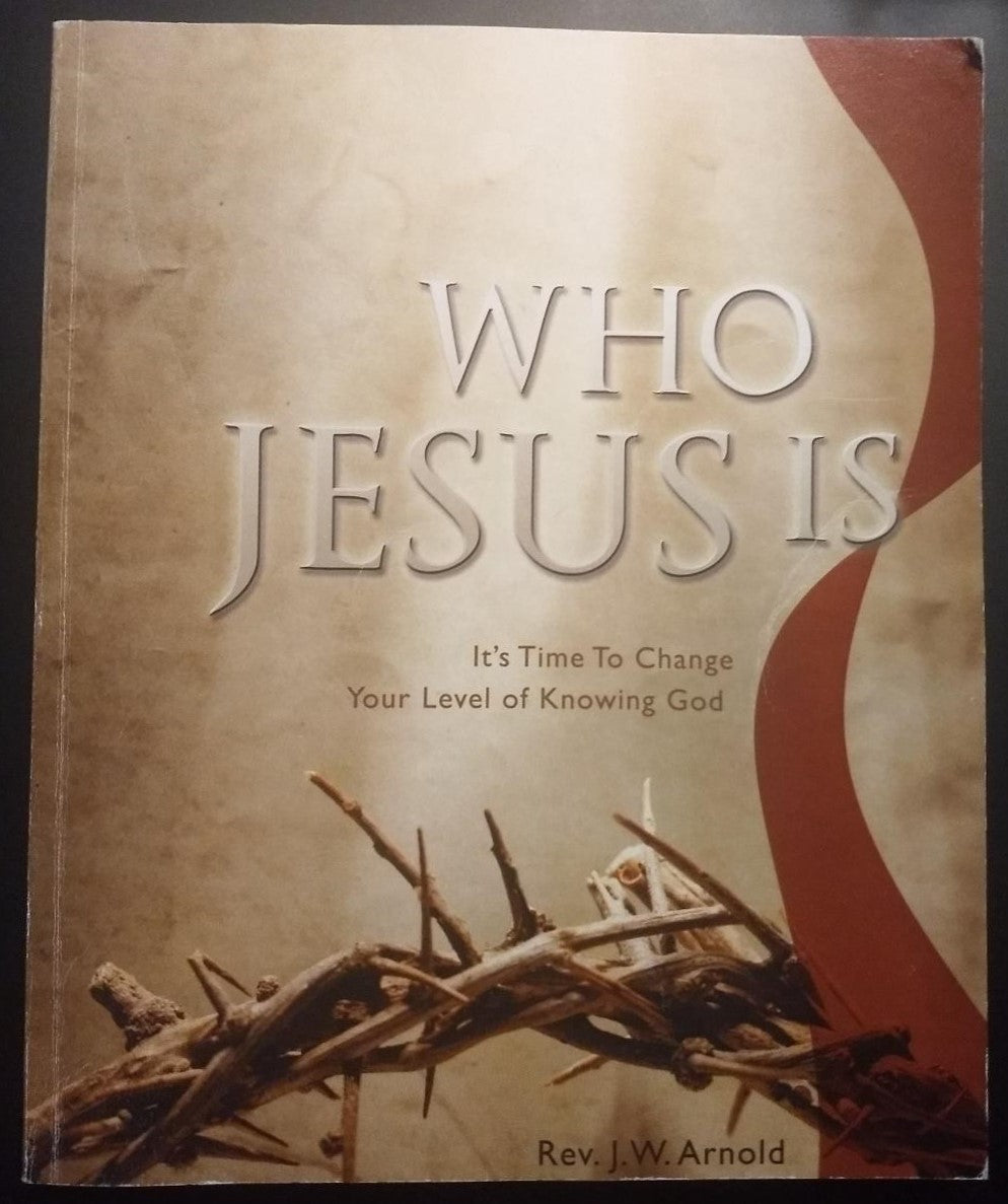 Who Jesus Is     -  225 pages  -  $23