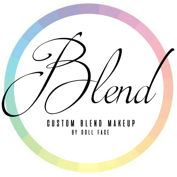Custom Blend Liquid Foundation