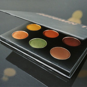 "Autumn '19 Eyeshadow Palette ""Limited Edition"""
