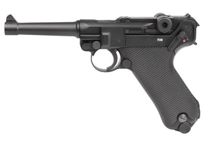 Legends Blowback P08 CO2 Pistol, Full Metal by Legends