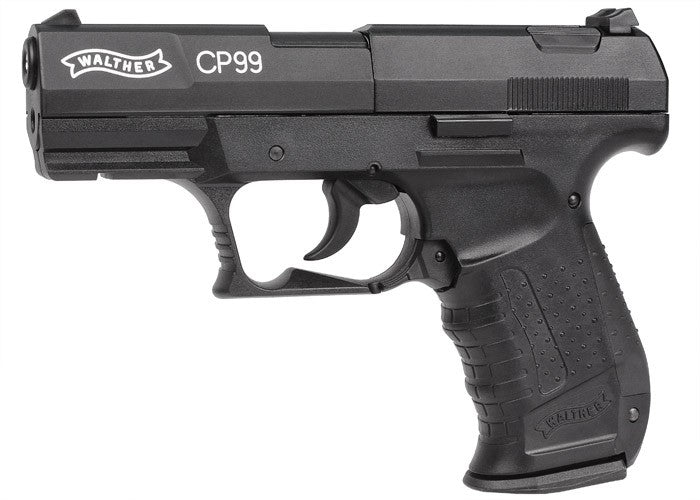 Walther CP99 CO2 Gun, Black by Walther