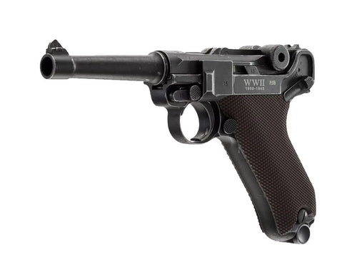 WWII Limited Edition P08 CO2 Pistol, Full Metal by Umarex