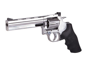 "Dan Wesson 715 6"" CO2 BB Revolver, Nickel by Dan Wesson"