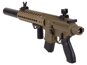 SIG Sauer MCX CO2 Gun, Dot Sight, Flat Dark Earth by SIG Sauer