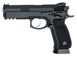 ASG CZ-75 SP-01 Shadow, CO2 Full-Metal BB Pistol by ASG