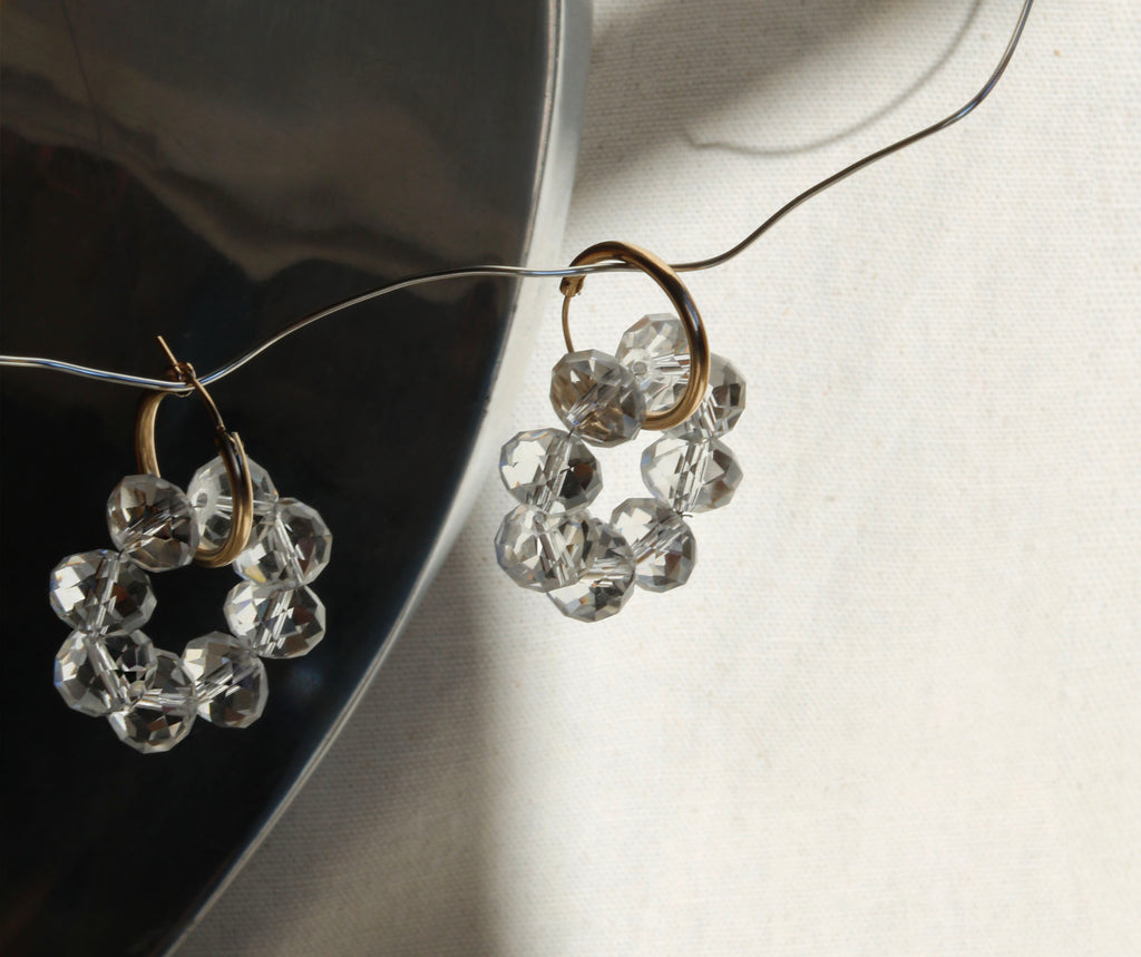 Crystalli Hoops