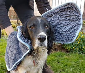 Henry Wag Noodle Glove Towel
