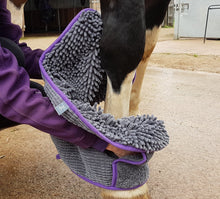 Load image into Gallery viewer, Henry Wag Equine Noodle Glove Towel