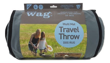 Load image into Gallery viewer, Multimat Travel Throw Dog Rug