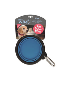 Henry Wag Travel Bowls