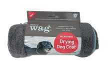 Load image into Gallery viewer, Henry Wag Microfibre Drying Coats