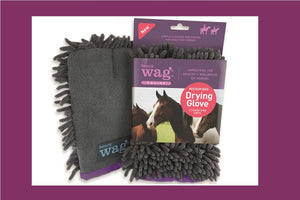 Equine Microfibre Cleaning Glove