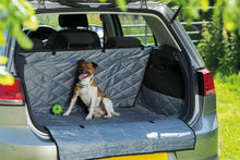 Load image into Gallery viewer, Henry Wag Car Boot'n'Bumper Protectors.