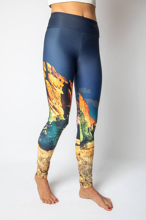 """Endurance Retro""  Leggings"