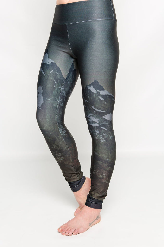 Women's leggings made in Colorado - Illuminate