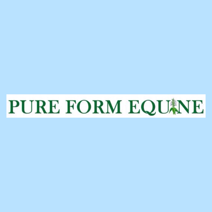 A Message from Pure Form Equine on our Production Status