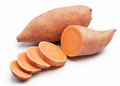 Let's talk about food: sweet potatoes for horses