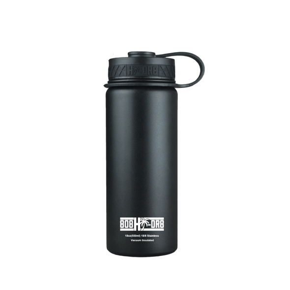 Black Sand 18 oz Bottle - 808HIDR8