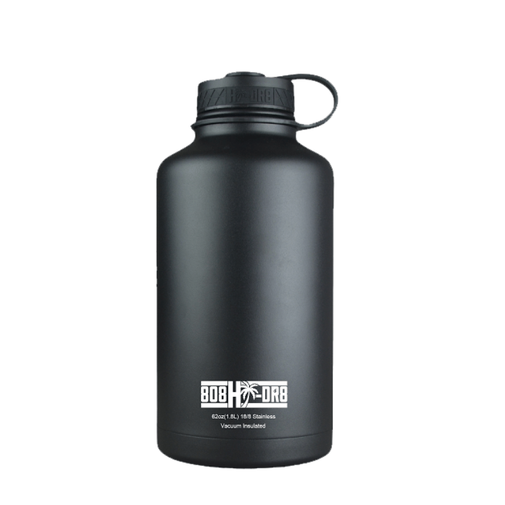 Black Sand 62 oz Bottle - 808HIDR8
