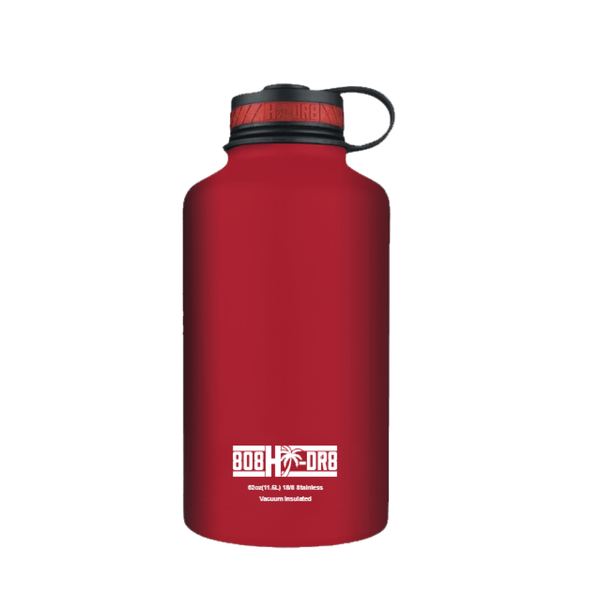 Hibiscus Red 62 oz Bottle - 808HIDR8