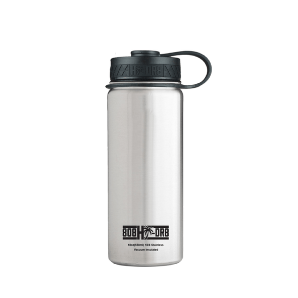 Stainless Steel 18 oz Bottle - 808HIDR8