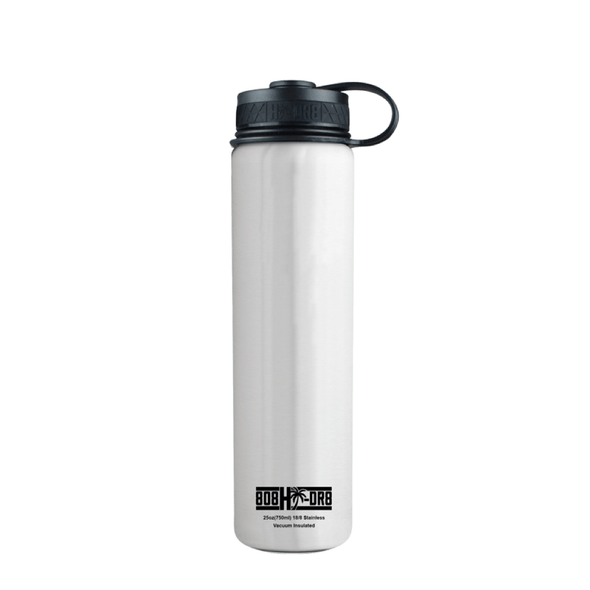 Stainless Steel 25 oz Bottle - 808HIDR8