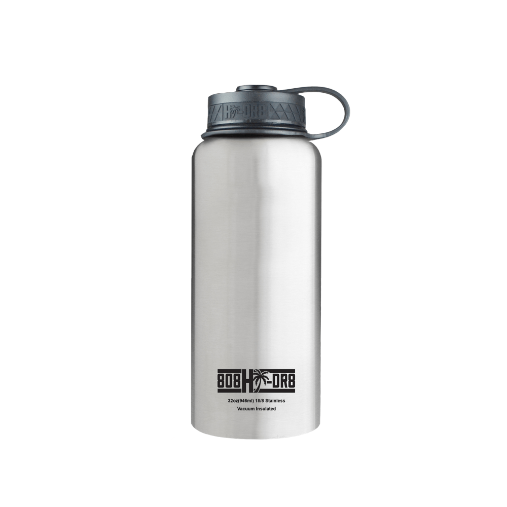 Stainless Steel 32 oz Bottle - 808HIDR8