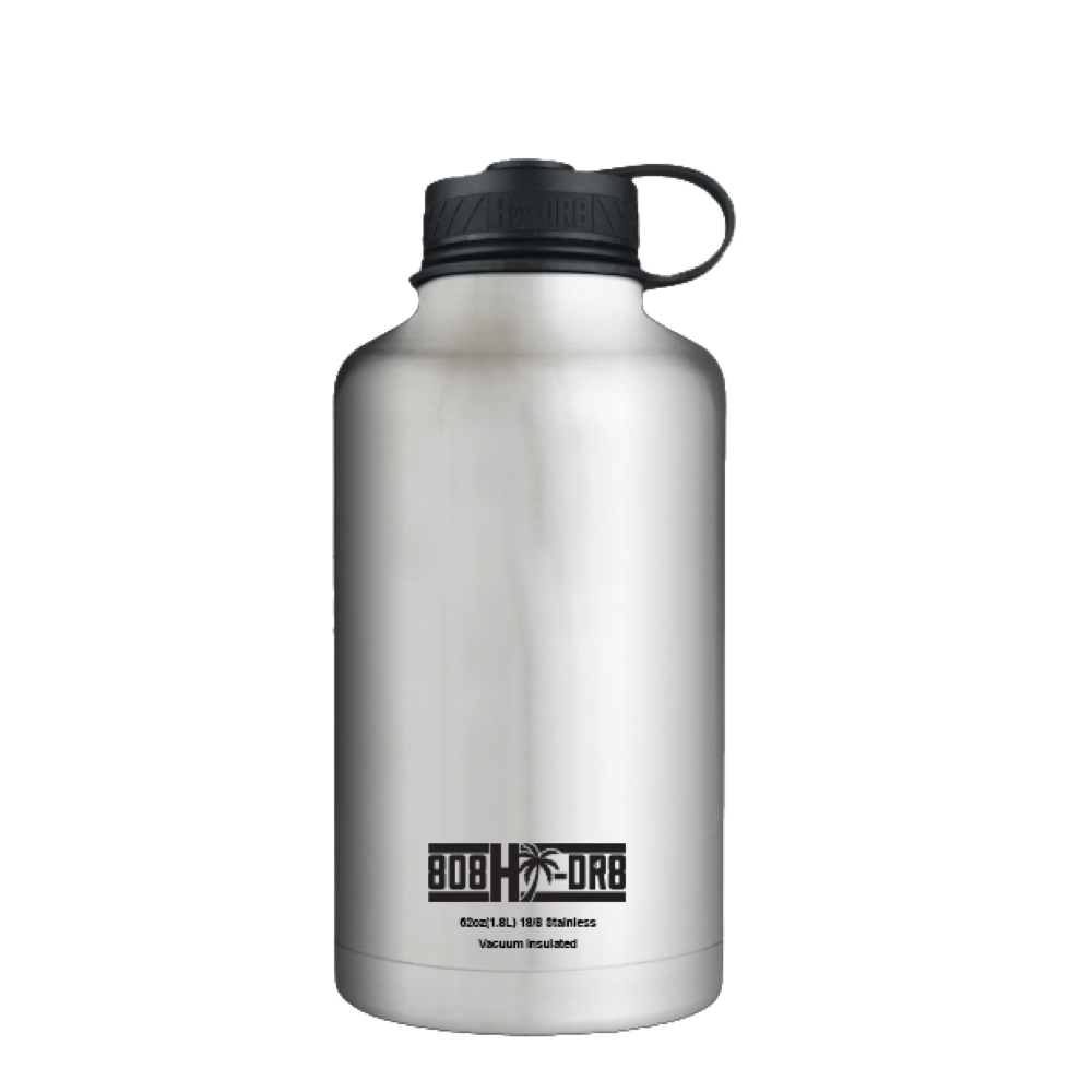 Stainless Steel 62 oz Bottle - 808HIDR8