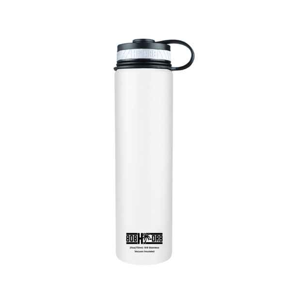 White Pikake 25 oz Bottle - 808HIDR8