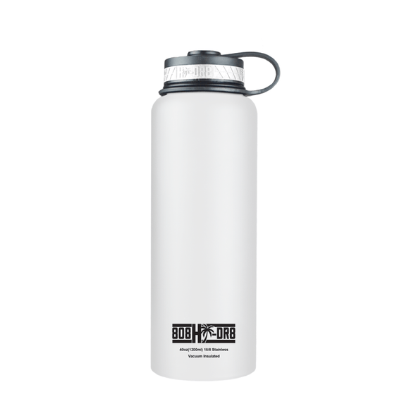 White Pikake 40 oz Bottle - 808HIDR8