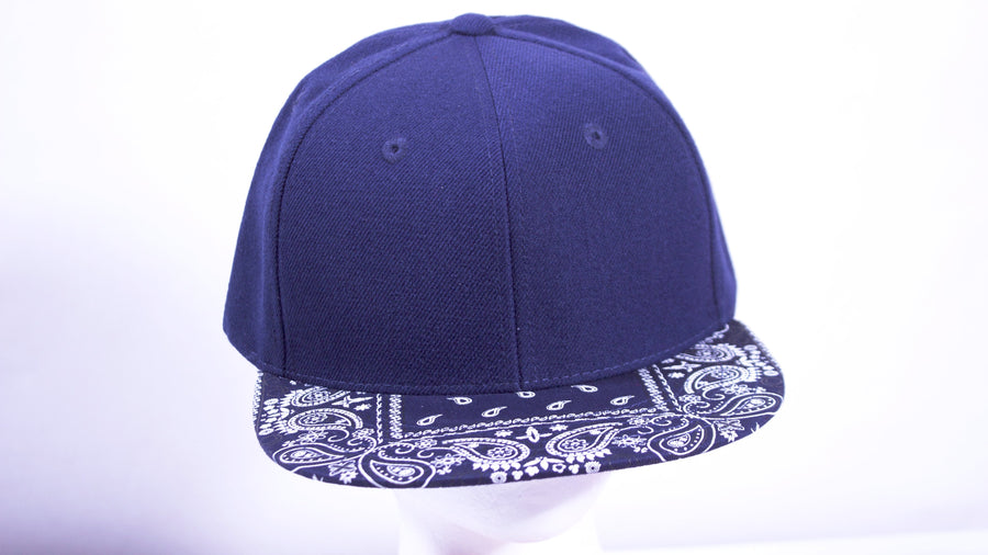 Bandana Bill Snapback Hat