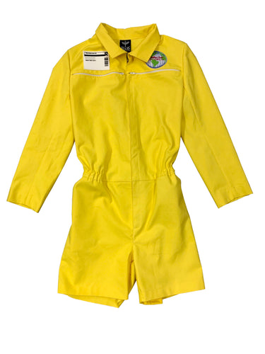 Yellow Jump Suit