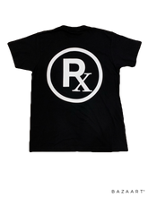 "Load image into Gallery viewer, ""Rx"" LOGO TEE"