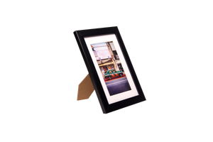 6x8 picture frame by Out Of Focus with easel