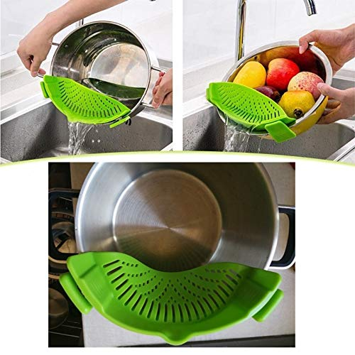 20 Top Pan Strainers