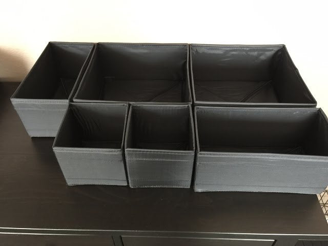 In this video I review the SKUBB Drawer Organizers from IKEA.