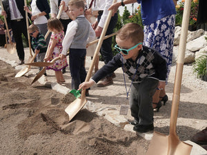 'Where heaven and earth intersect': Tooele Valley Latter-day Saints break ground for Deseret Peak Utah Temple