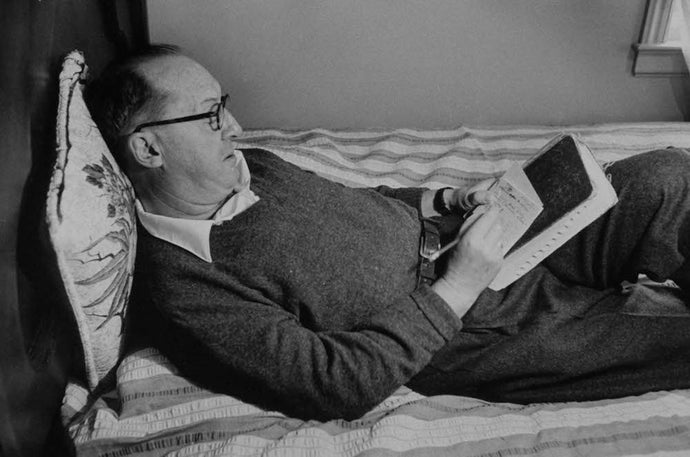 Nabokov Interviewed by Penelope Gilliatt