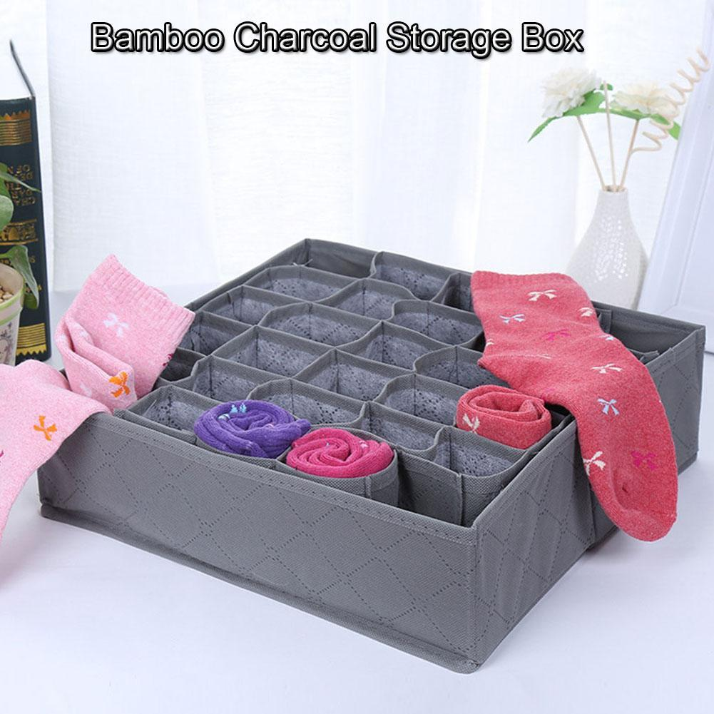 Foldable Drawer Organizer Underwear Organizer Box