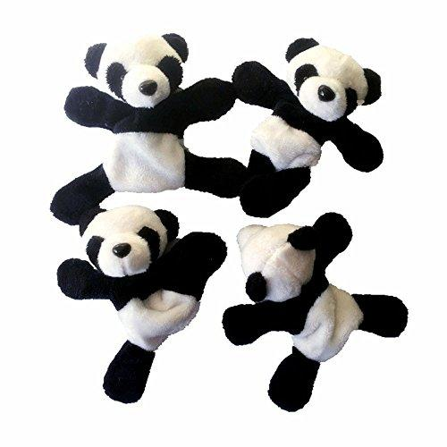 1Pc Cute Soft Plush Panda Fridge Magnet Refrigerator Sticker Gift Souvenir Decor