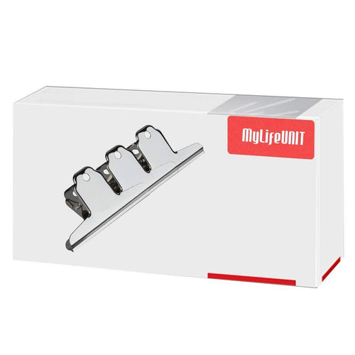 MyLifeUNIT Large Bulldog Clips, Metal Paper Clip, Bull Dog Clips - 145mm - 3 Pack
