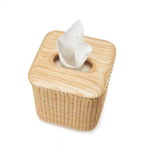 Discover the best tengtian nantucket basket extraction paper basket tissue boxtoilet paper storage containers paper towel holders woven rattan handwoven square rattan tissue box cover office kitchen bath livingoak