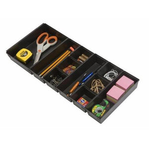 Dial Industries Interlocking Drawer Organizer Set - 10 Pieces