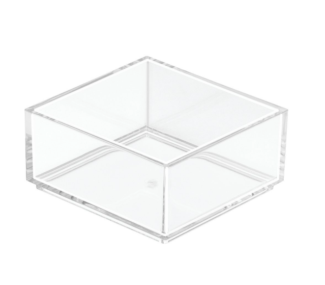 Clarity Drawer Organizer, 4x4x2