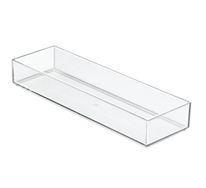 Clarity Drawer Organizer, 4x12x2