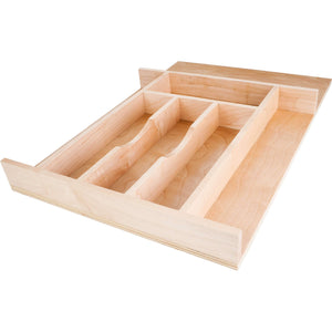 14 in. Drawer Organizer Insert Cutlery Tray-DO14