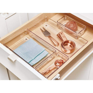 INTERDESIGN Linus 2-inch Drawer Organizers