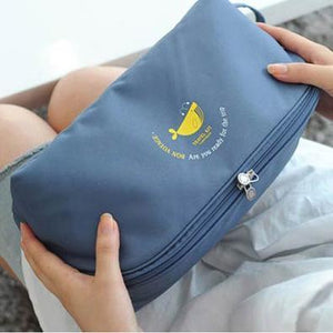 Portable Travel Drawer Underwear Storage Bag for women On Sale