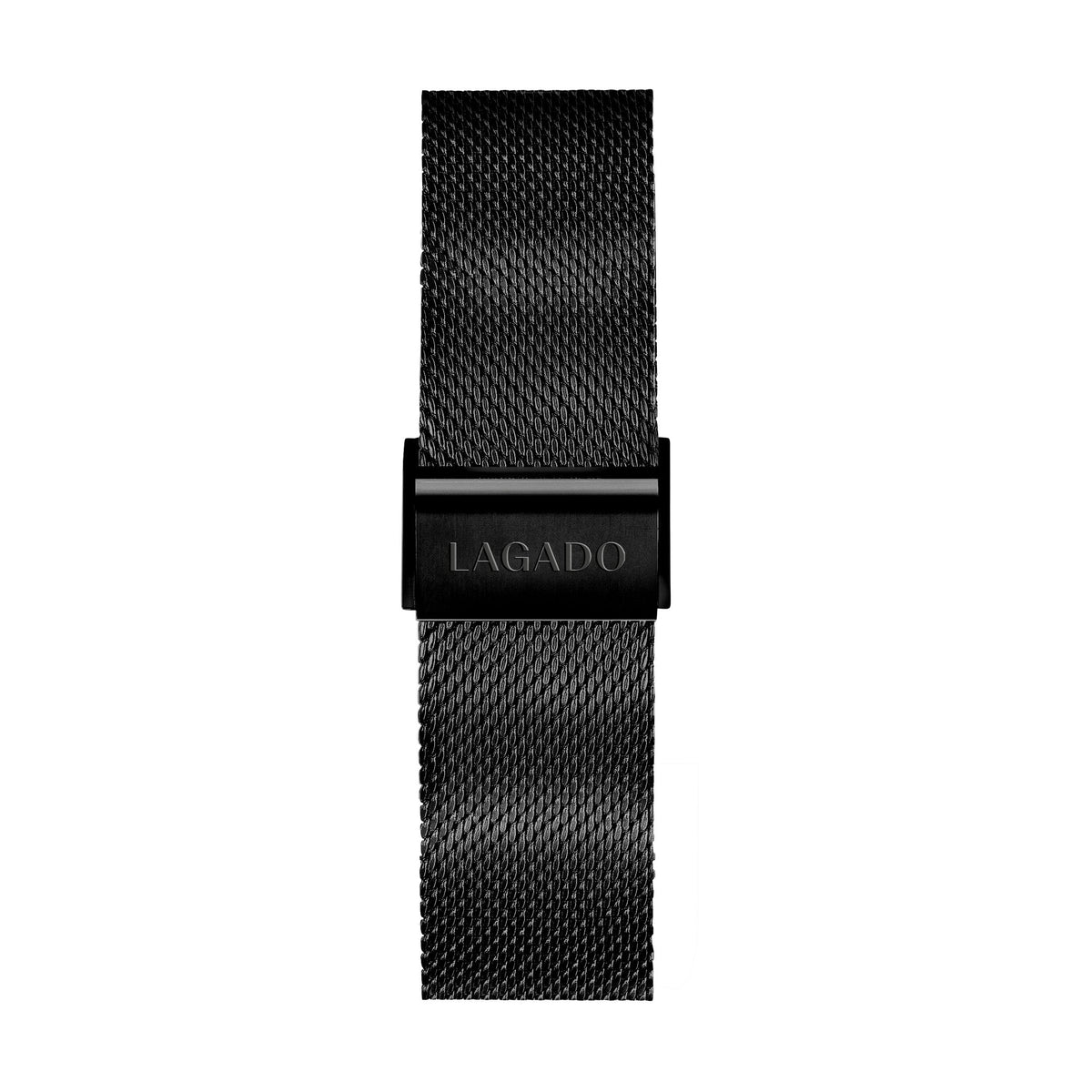 Black Mesh-Lagado Watches